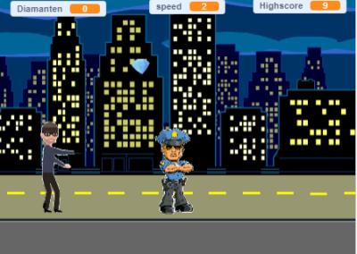 Gangster Run – Nr. 5109