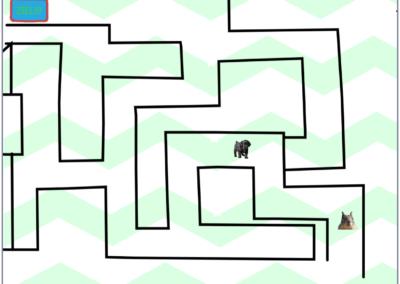 SC2019.WEX.KW35.Labyrinth Spiel – Nr. 5385