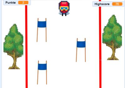 Ski Race – Nr. 5329
