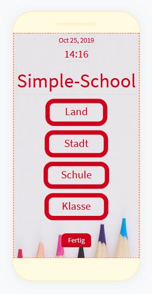 Simple School – Nr. 5486