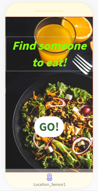 Find someone to eat! – Nr. 5535