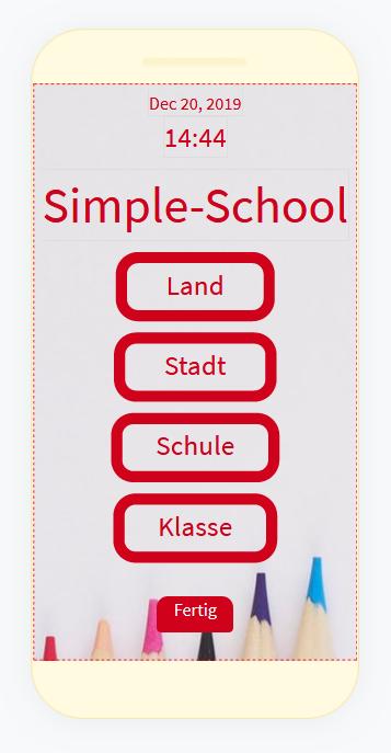 Simple School – Nr. 6152